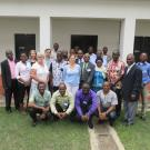 An annual meeting was held on August, 2018 at University of Ghana